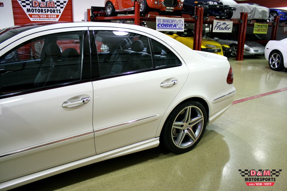 Worksheet. 2009 MercedesBenz E63 AMG Stock  M5205 for sale near Glen Ellyn