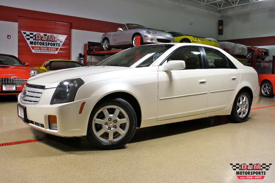 2006 cadillac cts sedan stock m5229 for sale near glen. Black Bedroom Furniture Sets. Home Design Ideas
