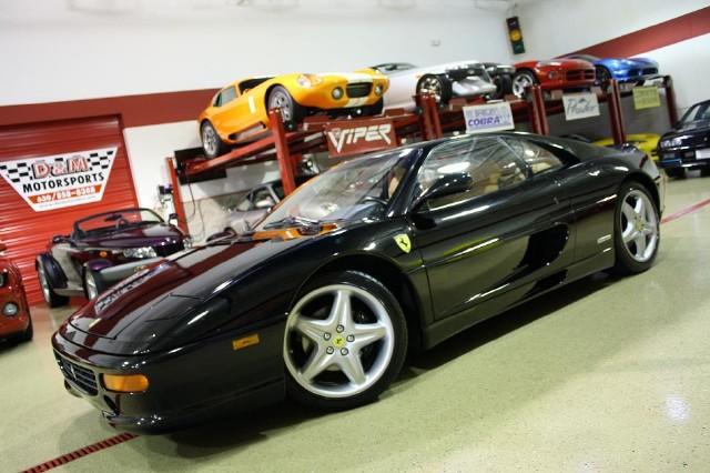 1995 Ferrari F355 Berlinetta Stock C1000 For Sale Near Glen Ellyn