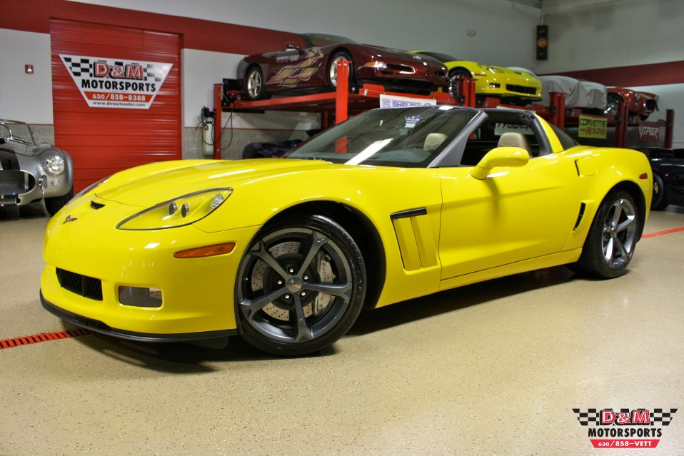 2012 chevrolet corvette grand sport coupe stock m5255. Black Bedroom Furniture Sets. Home Design Ideas