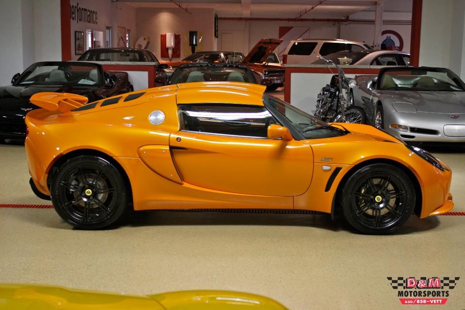 2008 Lotus Exige S 240 Stock M5261 For Sale Near Glen Ellyn Il