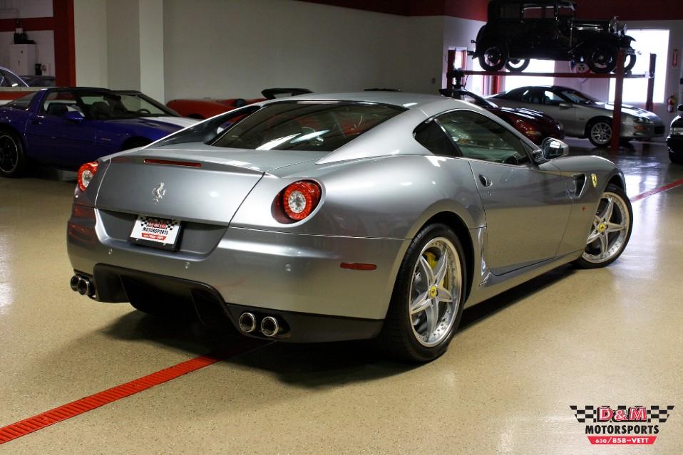 2010 Ferrari 599 Gtb Fiorano Hgte Stock M5277 For Sale Near Glen