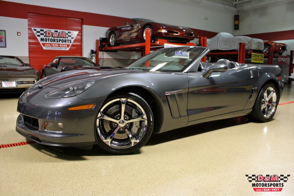 2010 chevrolet corvette grand sport stock m5280 for sale near glen ellyn il il chevrolet dealer. Black Bedroom Furniture Sets. Home Design Ideas