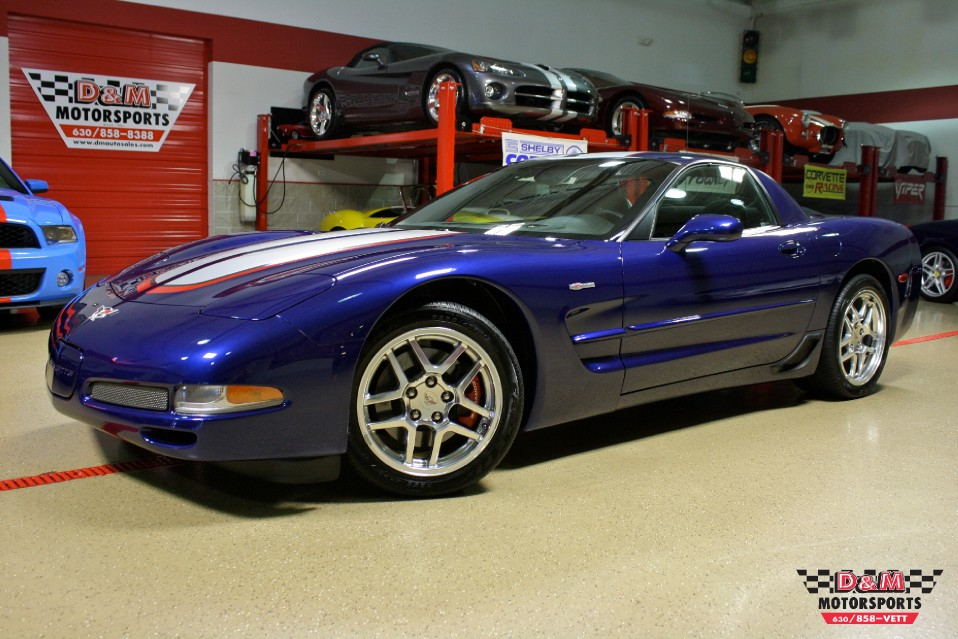 2004 Chevrolet Corvette Z06 Commemorative Edition Stock # M5305 for ...