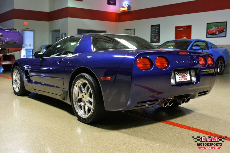 2004 Chevrolet Corvette Z06 Commemorative Edition Stock ...