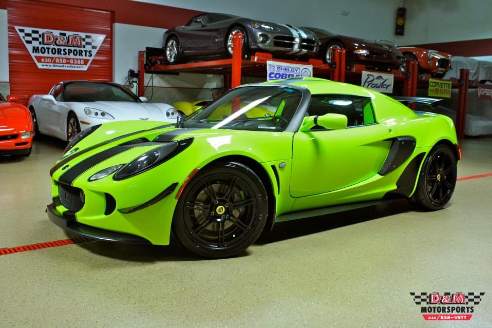 2006 Lotus Exige Stock M5322 For Sale Near Glen Ellyn Il Il