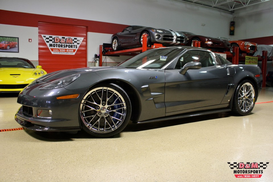 2009 chevrolet corvette zr1 stock m5328 for sale near glen ellyn il il chevrolet dealer. Black Bedroom Furniture Sets. Home Design Ideas
