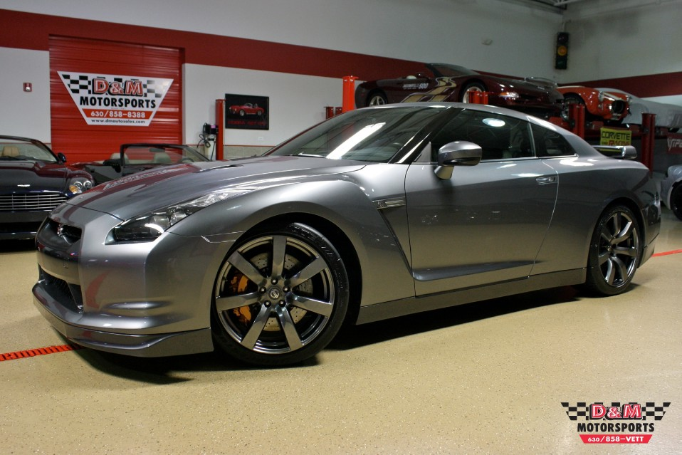2009 Nissan GT-R Premium Stock # M5362 for sale near Glen Ellyn, IL ...