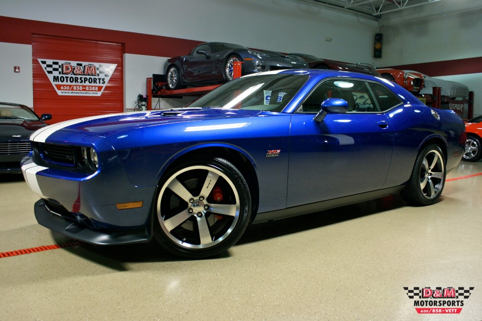 2011 dodge challenger srt8 392 stock m5388 for sale near glen ellyn il il dodge dealer. Black Bedroom Furniture Sets. Home Design Ideas