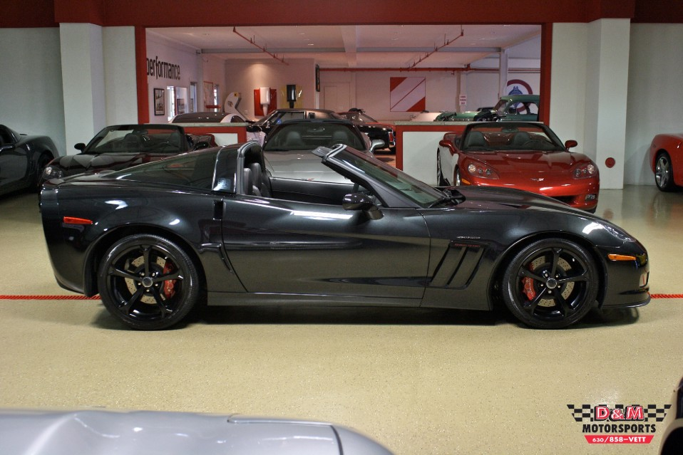 2012 Chevrolet Corvette Grand Sport Centennial Edition