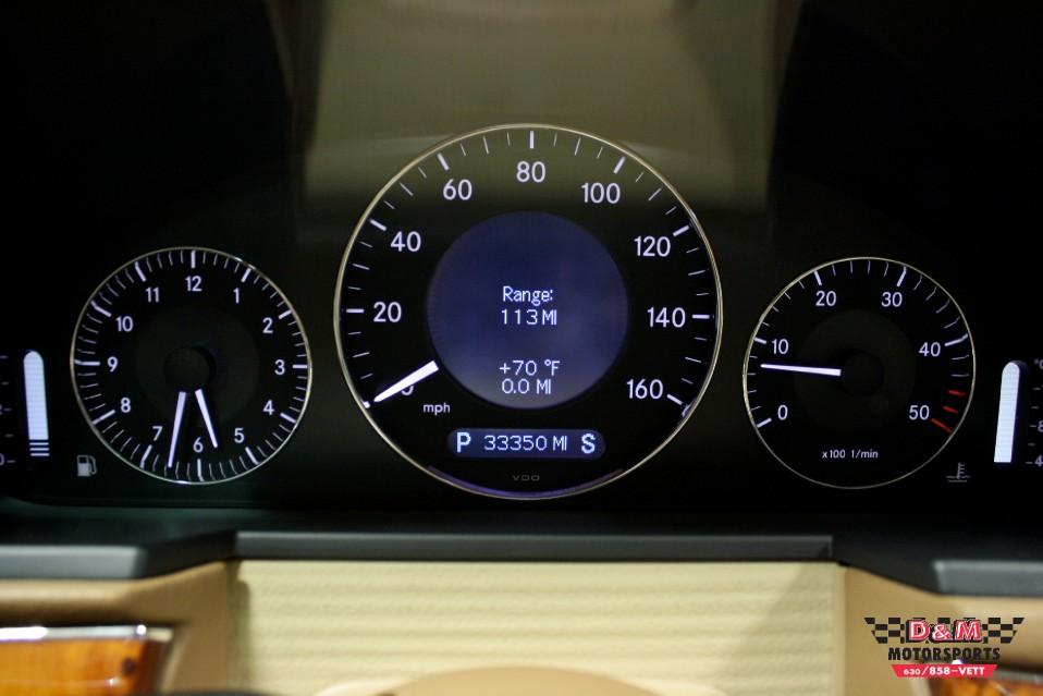 2009 Mercedes-Benz E320 BlueTEC Stock # MW320 for sale near