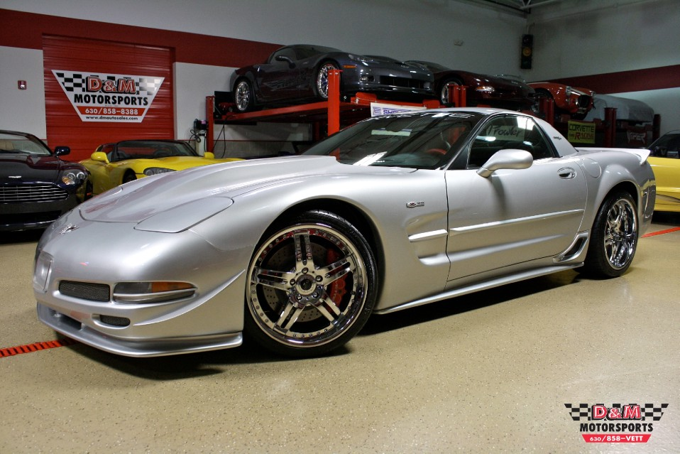 2003 Chevrolet Corvette Z06 Supercharged Stock # M5405 for sale near ...