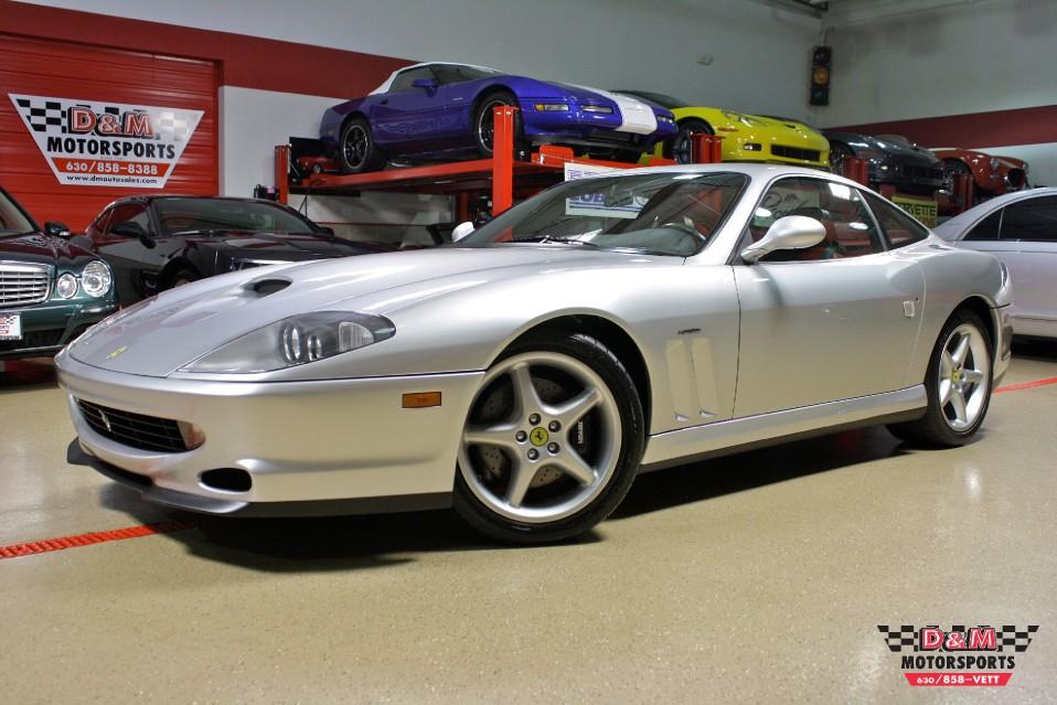 2000 Ferrari 550 Maranello Stock M5761 For Sale Near