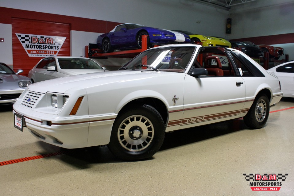 1984 ford mustang gt 20th anniversary stock m5481 for sale near glen ellyn il il ford dealer 1984 ford mustang gt 20th anniversary