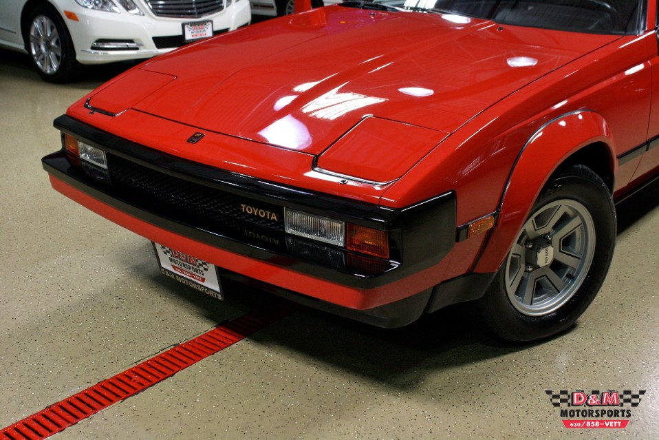 1983 Toyota Celica Supra Stock # M5455 for sale near Glen ...