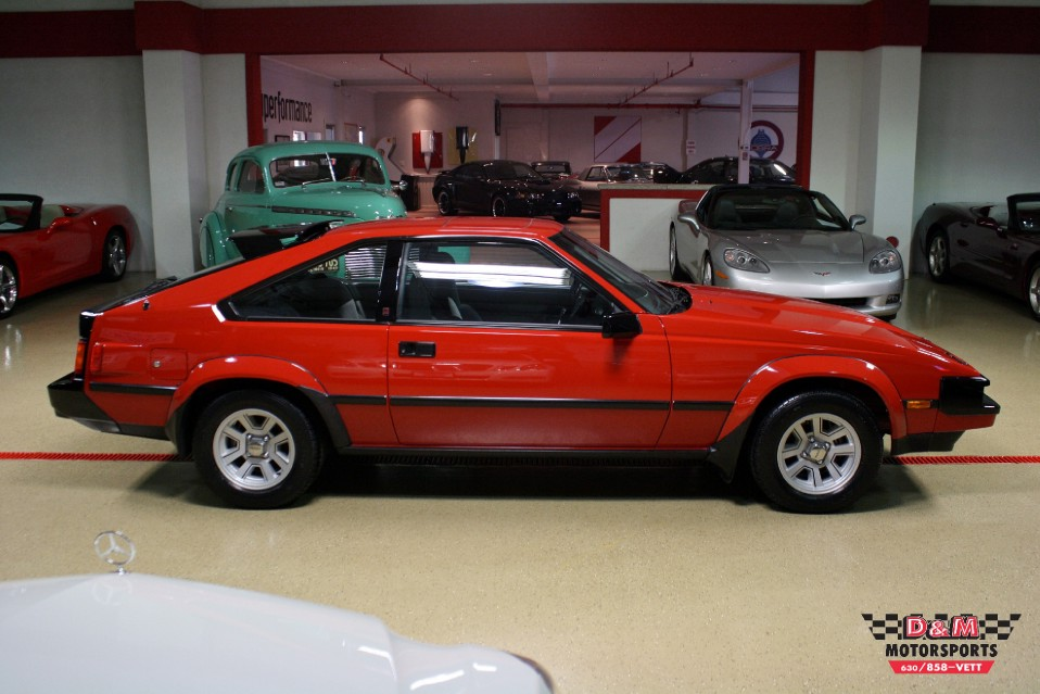 1983 Toyota Celica Supra Stock # M5455 for sale near Glen Ellyn, IL | IL Toyota Dealer