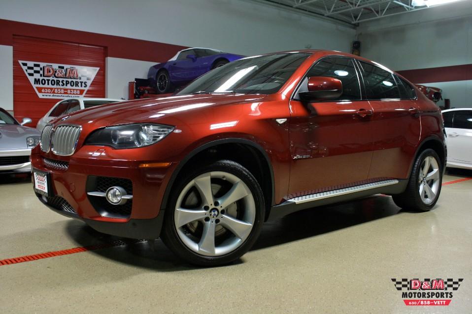 2009 BMW X6 xDrive50i Stock # M5453 for sale near Glen Ellyn, IL ...