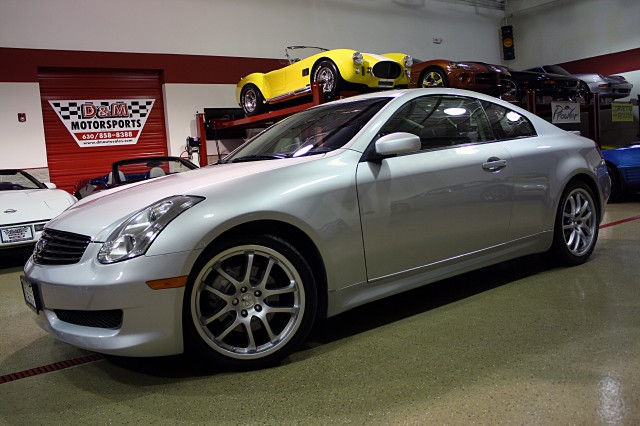 2006 Infiniti G35 Coupe Stock  M4131 for sale near Glen Ellyn IL