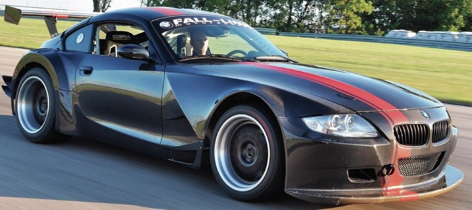 2007 Bmw Z4 M Carbon Fiber Widebody Stock Jjz4m For Sale